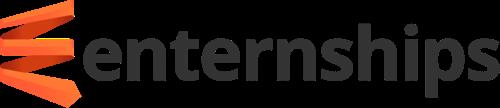 Enternships logo black